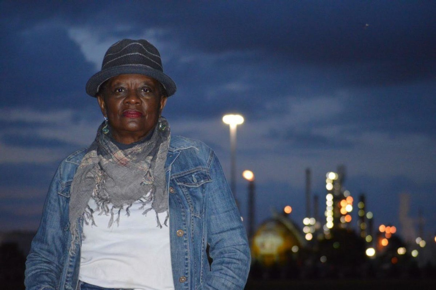 Detroit resident Emma Lockridge lives near 28 facilities that produce pollutants she, and others, have to breathe in.