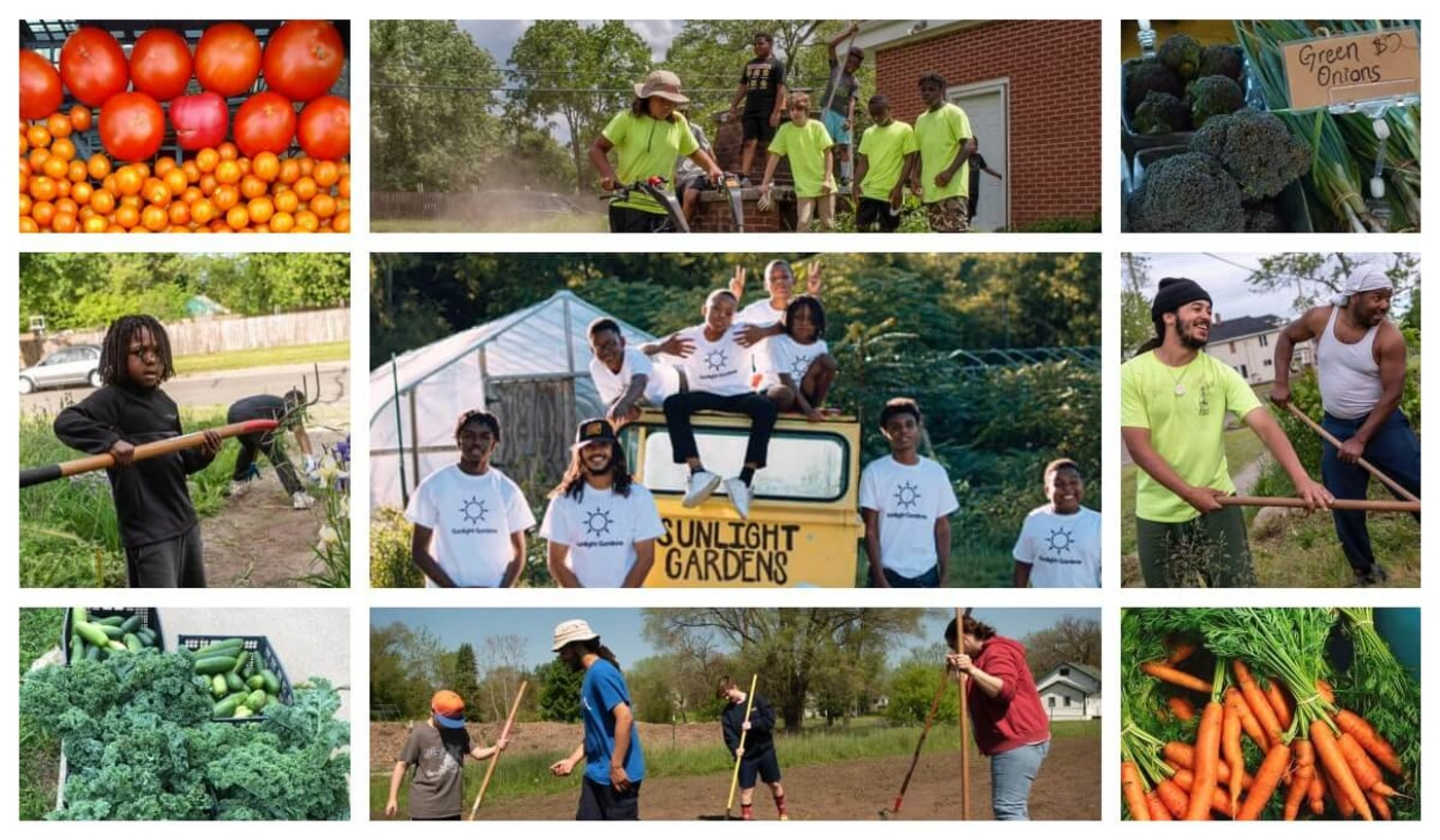 Sunlight Gardens is one of the Michigan-made and Black-owned produce farms helping to feed the local community. President & CEO, Devon Wilson, prides himself on providing education and opportunity for the Battle Creek community.