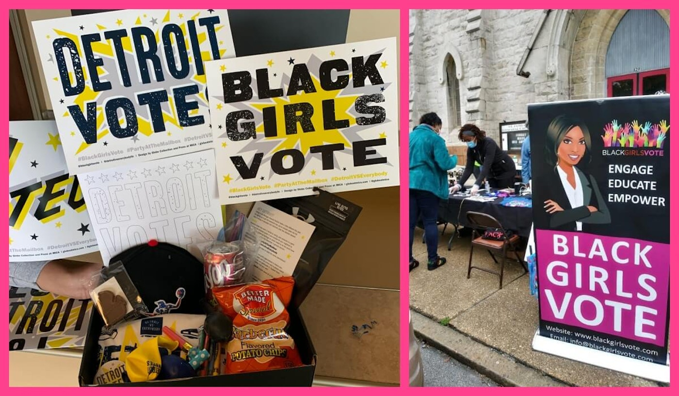 Detroit voters can still request their party box to celebrate civic engagement.