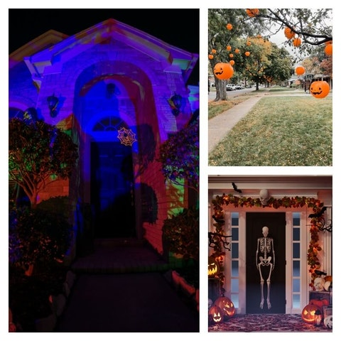 Halloween is still on, but stay safe this year with activities from afar.
