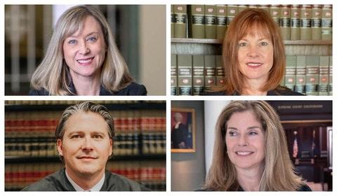 Michigan voters have one week remaining to decide who will sit on the state's Supreme Court bench.