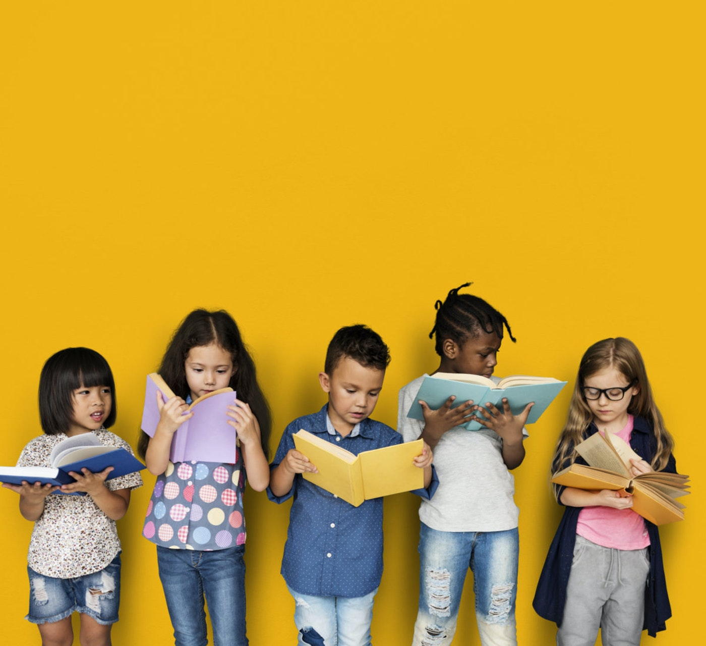 diversity through books
