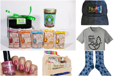 Whether your holiday gifts will be distributed locally and shipped across the globe, consider buying your loved ones Michigan-made presents this year.