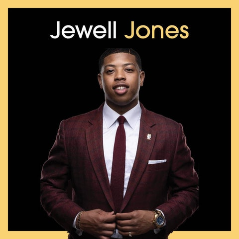 State Rep. Jewell Jones connects with his community as he represents District 11 in Michigan's House of Representatives. But now he's focused on passing the baton.