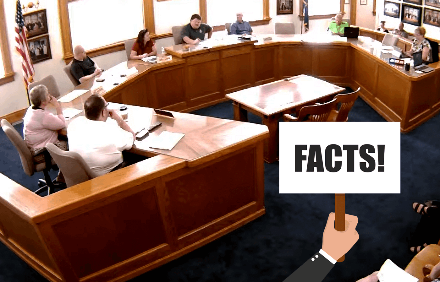 The facts about Shiawassee County's hazard pay scandal