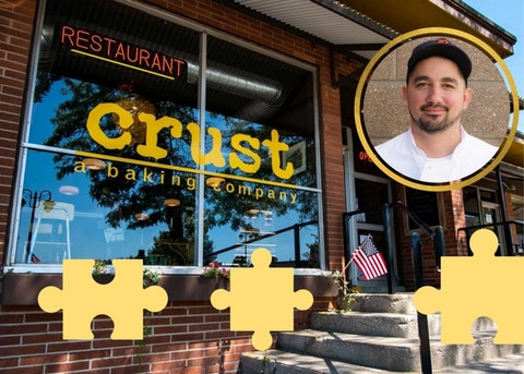 Photos Courtesy Crust - the baking company